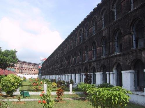 Andaman-Cellular jail