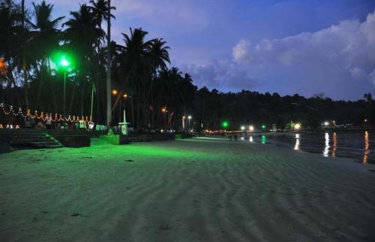 corbyn Beach