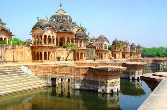 Mathura and Vrindavan Tour
