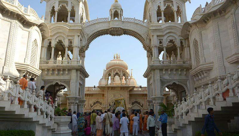 Golden Traingle with Mathura - Vrindavan Tour