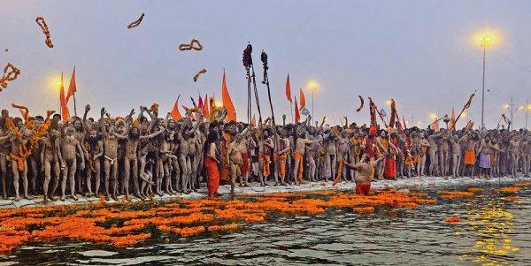 Varanasi Allahabad Package with Flight