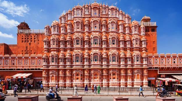 Joyful Jaipur & Jaisalmer Package