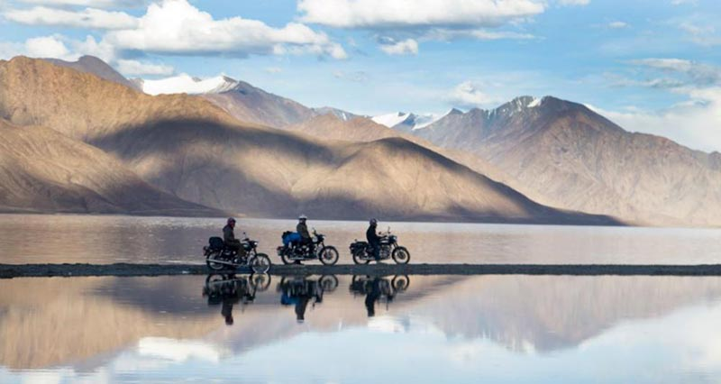 Motor Bike Tour Leh to Manali