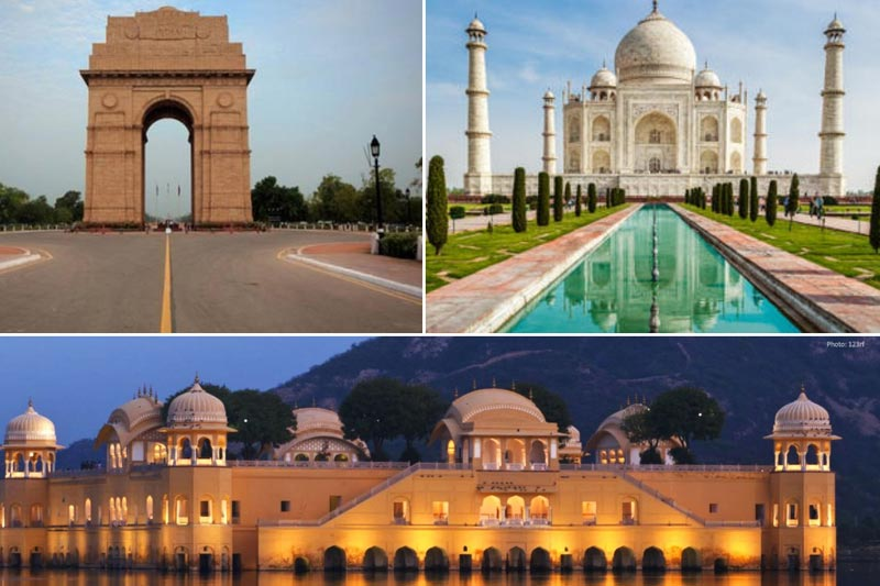 Delhi Agra Jaipur Amritsar 6 Nights-7 Days Tour Package
