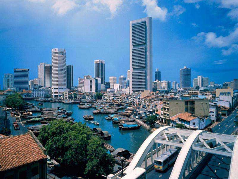 Singapore with Cruise Sentosa Island Tour