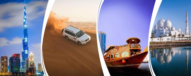Arabian Nights Dubai Tour