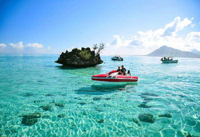 Top Islands for Honeymoon Tour