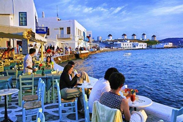 Greece Turkey Tour