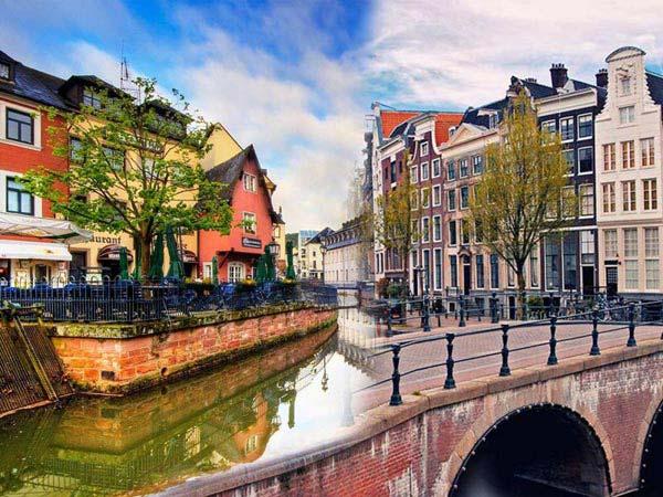 Mini Europe Paris to Venice Tour