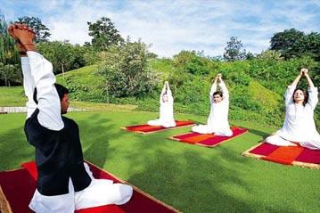 India Yoga and Meditation Tour