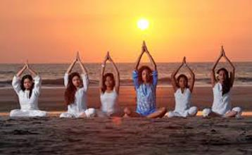 India Yoga Tour with Varanasi