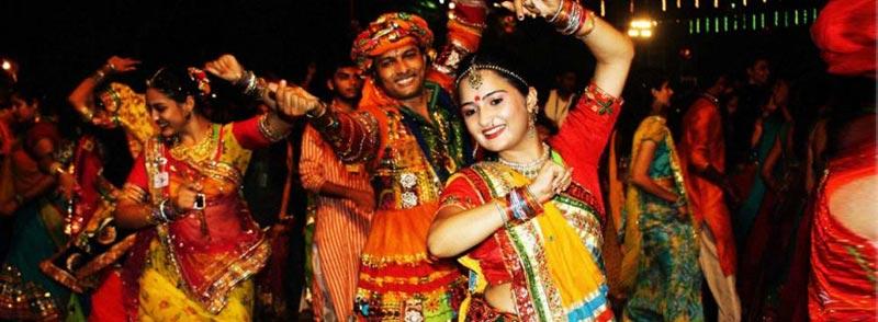 Navratri in Gujarat Tour