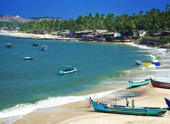 Days Trip to Goa Tour