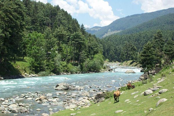 Amarnath Yatra Package with Kashmir Tour