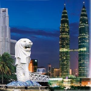 Thailand with Singapore & Malaysia Tour