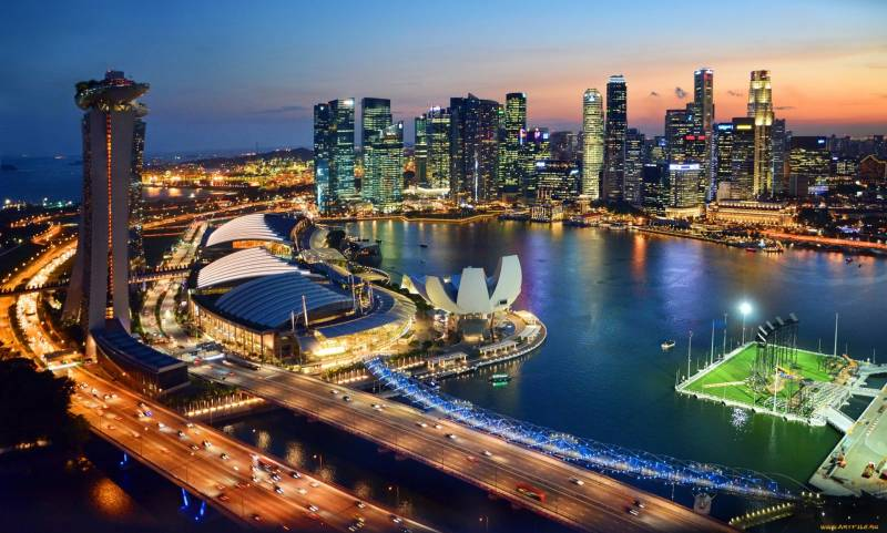 Singapore with Cruise - 6n/7d Tour