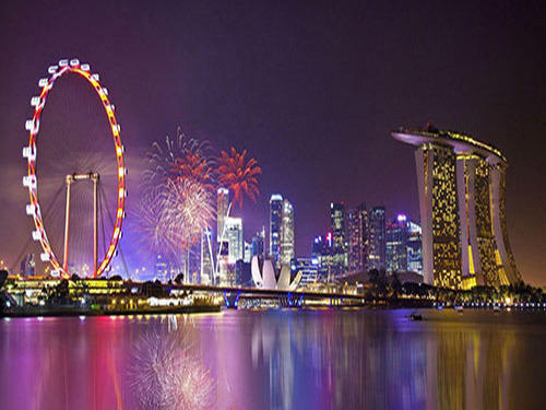 Singapore Fully Loaded for Family Tour