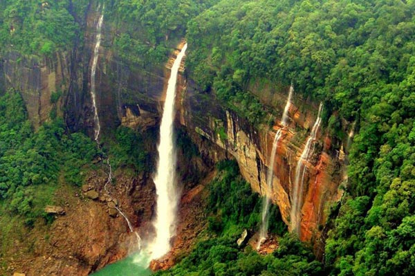 Beautiful Shillong with Guwahati Tour Package
