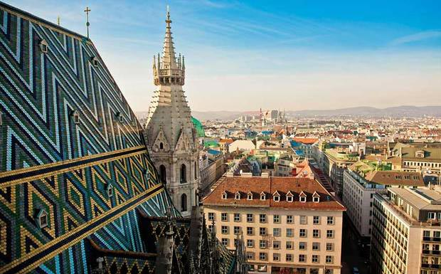 Vienna City Break Tour
