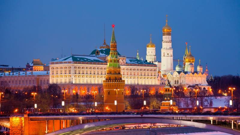 Moscow and St Petersburg 6 Days Tour