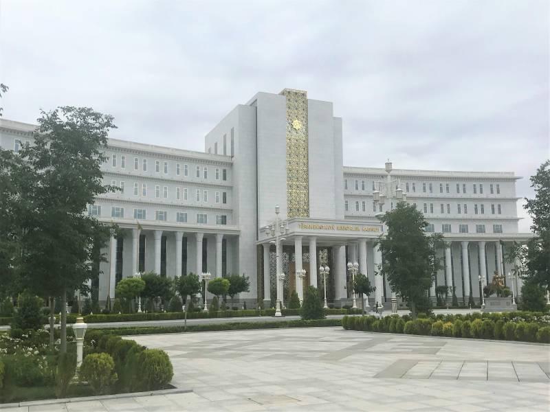 Turkmenistan  5 Days Tour