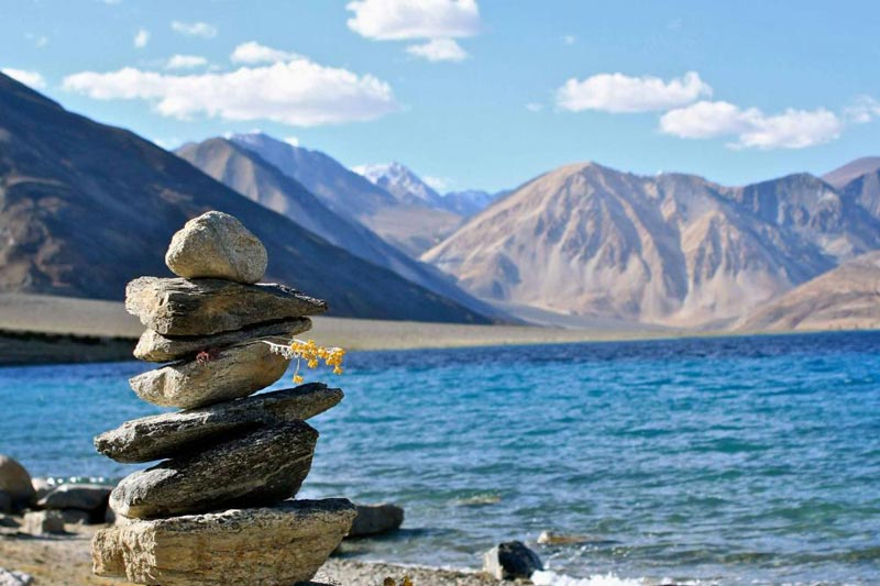 Golden Triangle with Ladakh Tour
