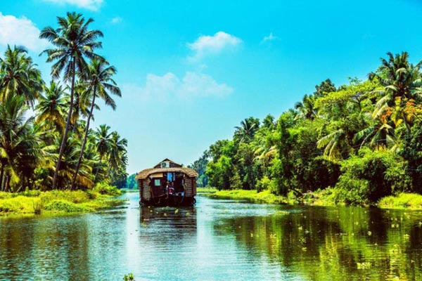 Kerala beach and Kerala backwater Tour Package