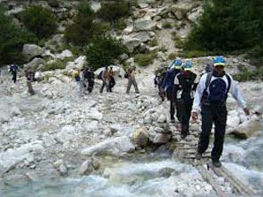Milam Glacier Trek Tour 11 Nights - 12 Days Package