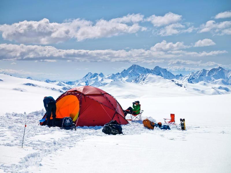 Mountaineering and Camping Tours Package