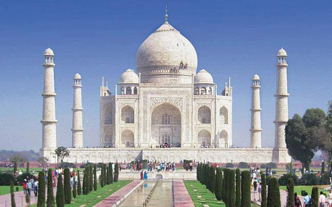 Taj Mahal Agra Tour from Delhi Package