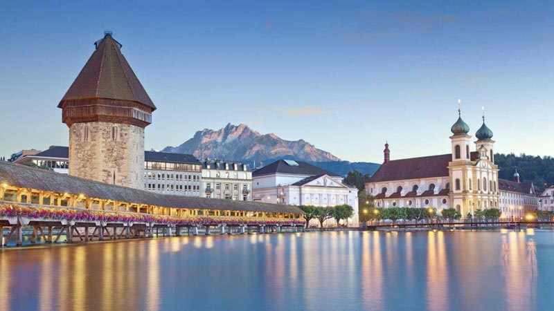 Magical Switzerland Package