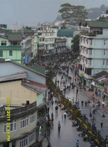6N 7D Gangtok Darjeeling Ravongla Trip