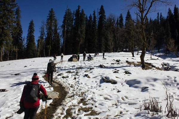 Har Ki Dun Trekking Tour Packages