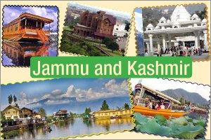 Kashmir Sightseeing Tour
