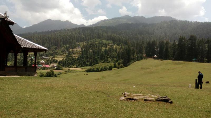 Tirthan Valley - Sirolsar lake Trek Tour