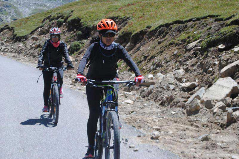 Cycling in Kullu Package