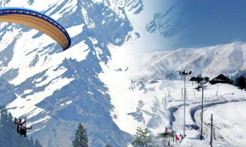 Himachal Honeymoon Tour: Shimla 2 N, Manali 3 N