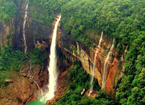 5 Days Assam Meghalaya Tour