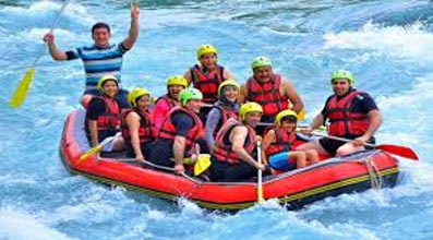 Rafting on Ganga River Package