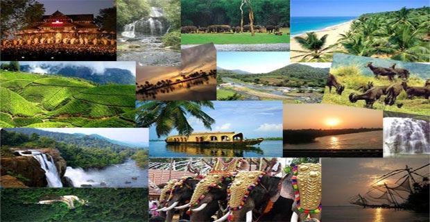 Munnar - Thekkady - Cochin Tour