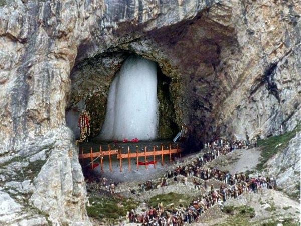 Katra - Pahalgam – Srinagar - Gulmarg - Baltal - Amarnath Cave Tour