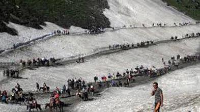 Jammu - Srinagar - Amarnath Darshan - Srinagar - Katra - Jammu Tour