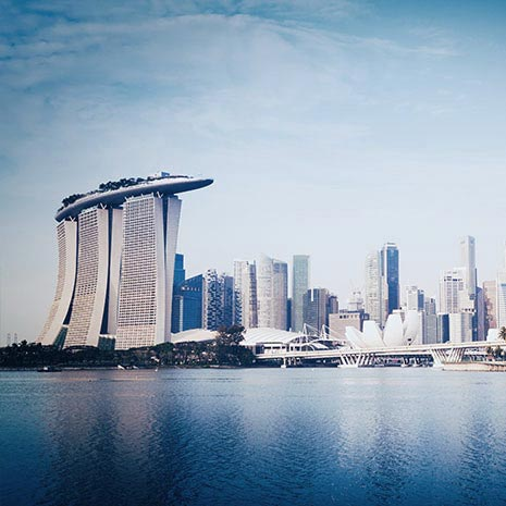 Romantic Holidays Singapore Package