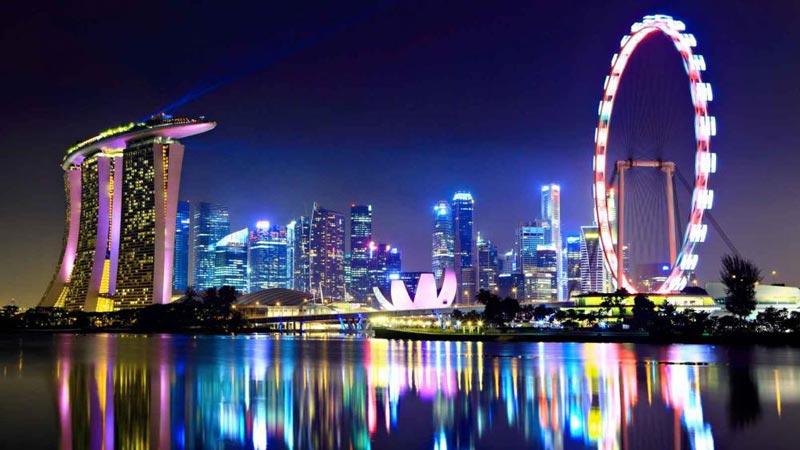 Singapore Honeymoon Delights Tour