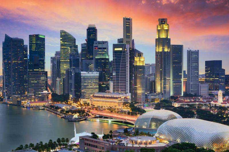 6 nights Scenic Singapore Tour