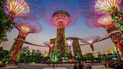 Fun Vacations Singapore 7 Nights Tour