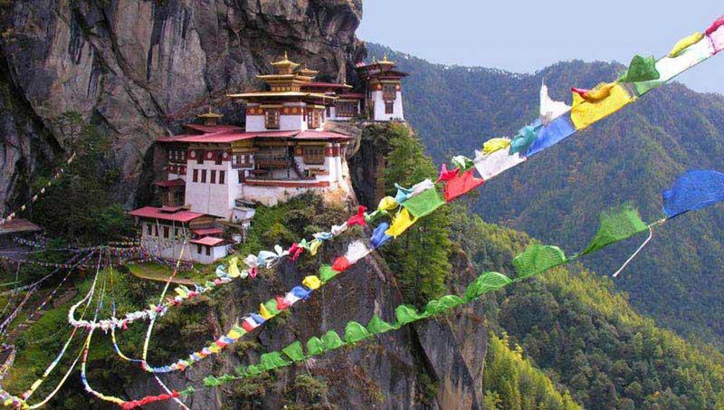 Experience Fresh Bhutan Thmphu - Paro 5days 4 Nights Tour
