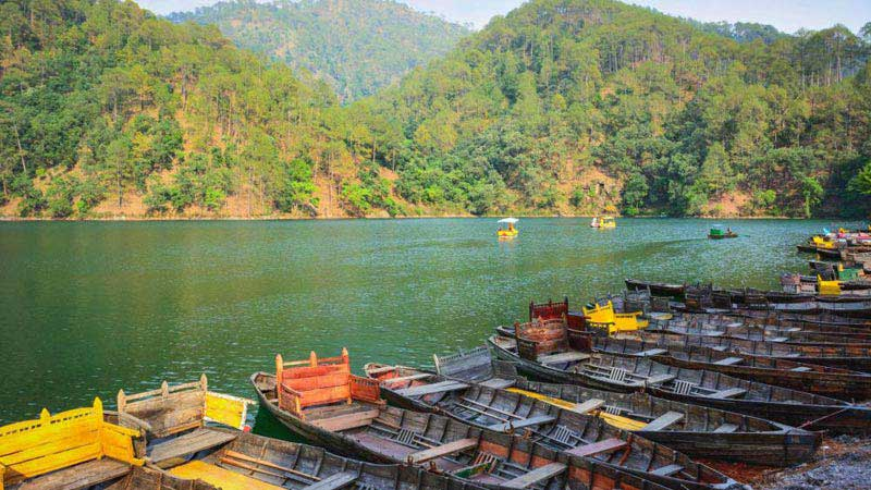 Mesmerizing Nainital Package