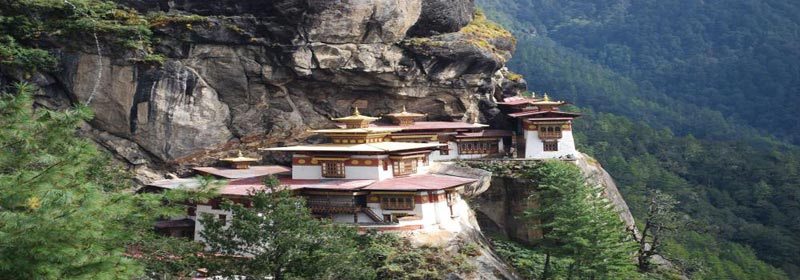 7 days glimpse of bhutan