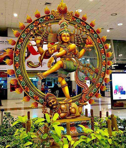 Essence of South with Goa Tour
